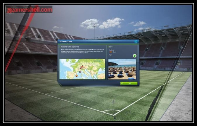 Fifa Manager 11 pc game 2