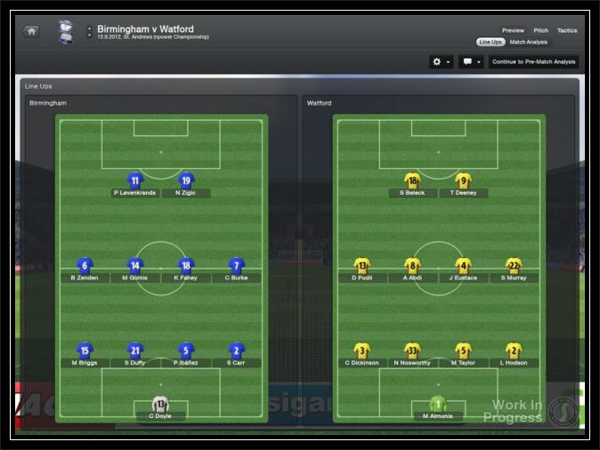 Fifa Manager 11 Screen SHot Hd