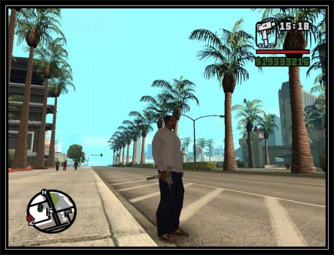 Gta San Andreas Hd image