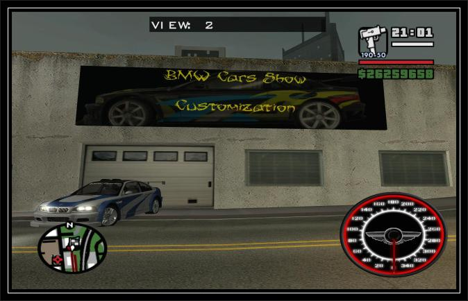 Gta San Andreas Screen Shot