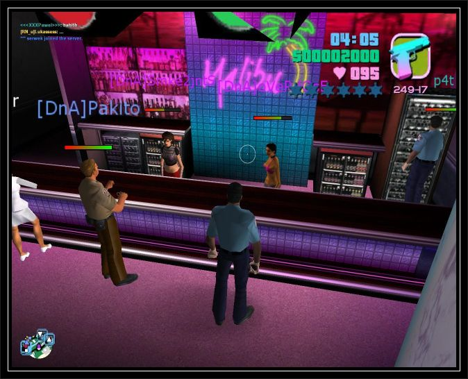 Gta vice city screen shot 2 HD