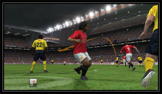Pes 2009 Hd screen 2