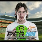 Pes 2009 cover for pc