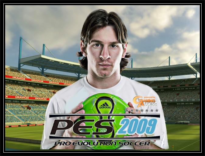 Pes 2009 free download game