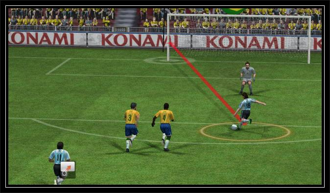 Pes 2009 keeper screen 3