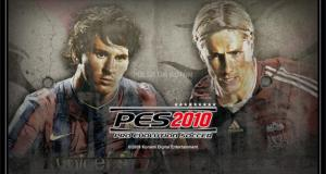 Pes 2010 cover for pc