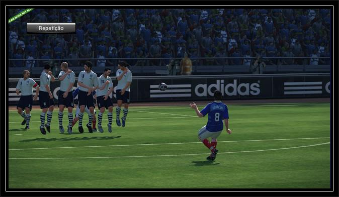 Pes 10 screen Hd