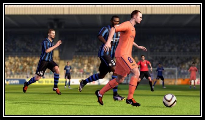 fifa manager 10 pc screen