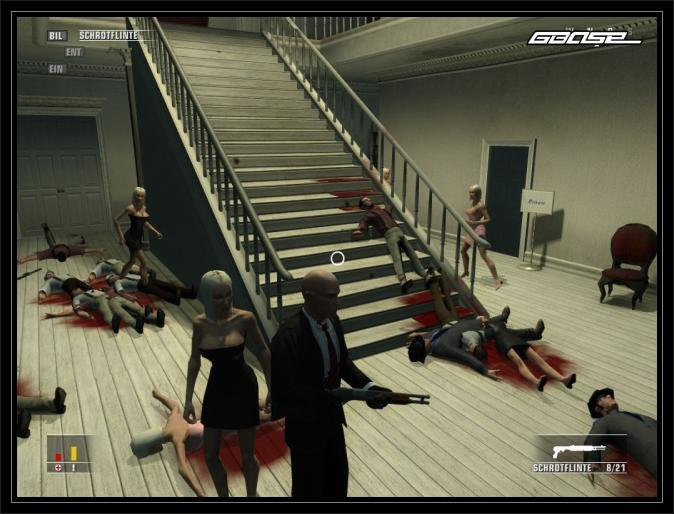 Hitman 4 Blood Money HD