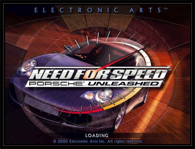 NEEd for speed 5 Cover