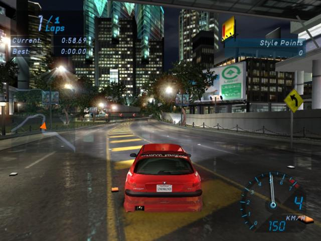 Need For Speed Underground HD