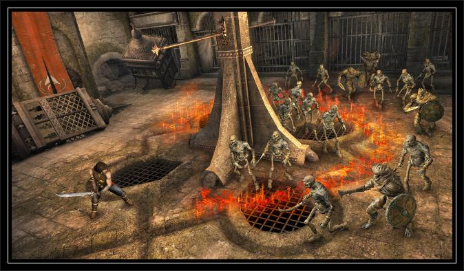 Prince Of Persia Screen Shot 2