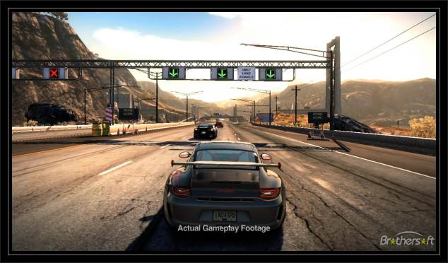 Need for speed hot pursuit 2 game pc