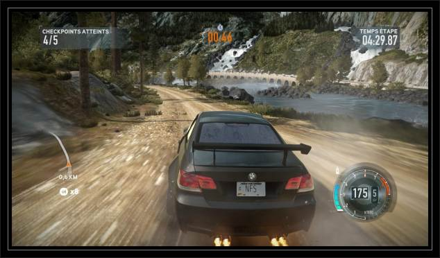 Need for speed the run screen shot