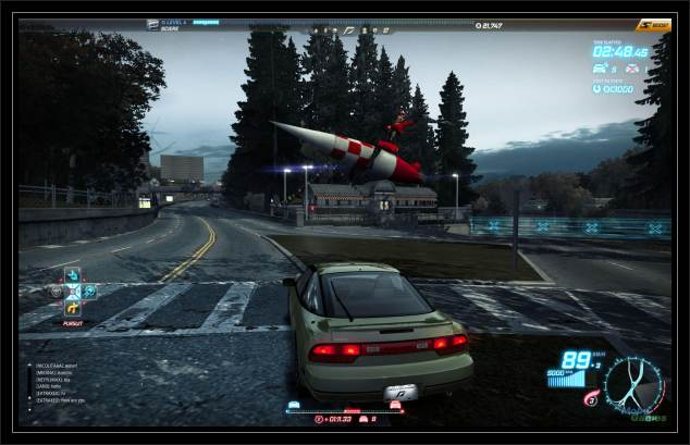 Need for speed world online game