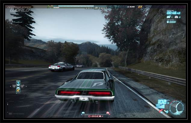 Need for speed world racing game
