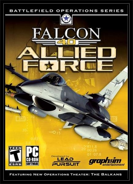 Falcon 4.0 Allied Force Free Download