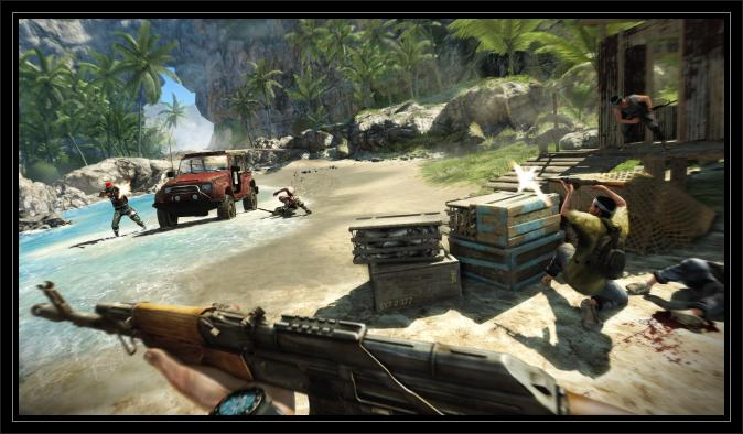 Far Cry Screen Shot pc 3