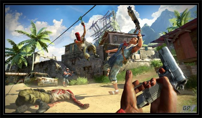 Far Cry Screen Shot pc 2