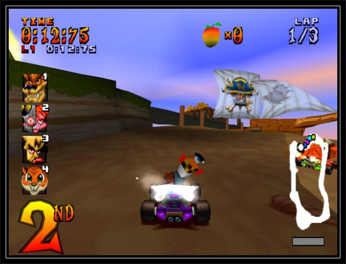 Descargar Crash Team Racing Screen Shot 2