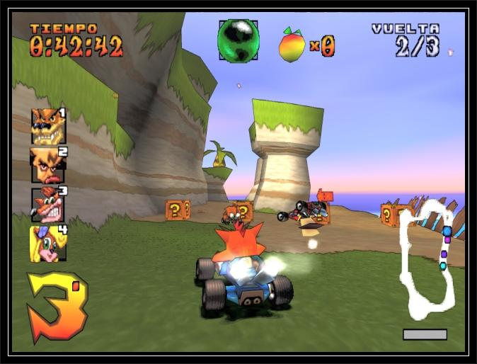 Crash Team Racing Download Screen 1