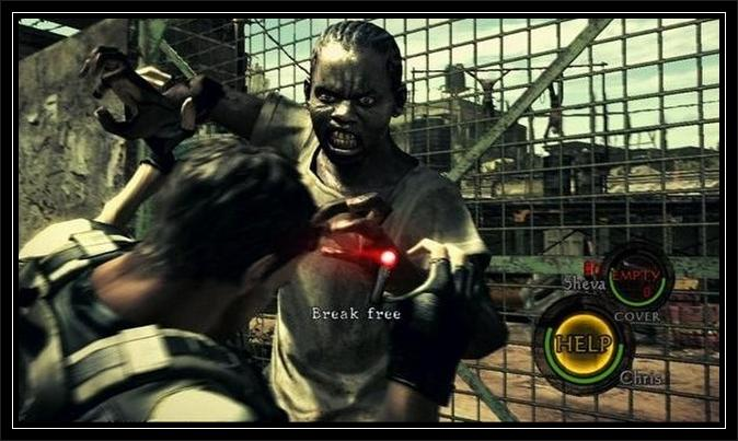 Resident Evil 5 Game Screen Shots
