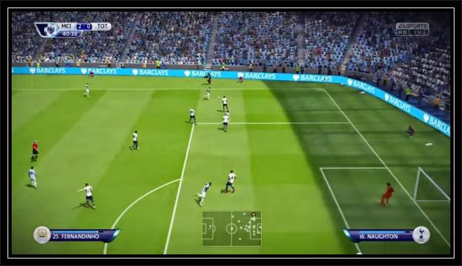 FIFA 15 Free Download Soccer Game setup window