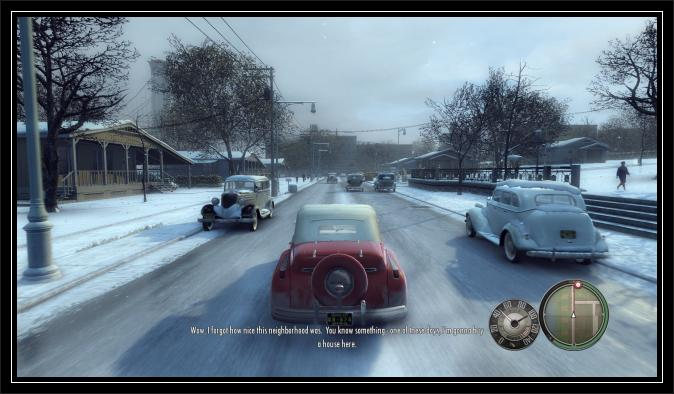Mafia 2 Screenshot 2