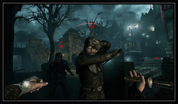 Thief Free Download Pc Game Screen