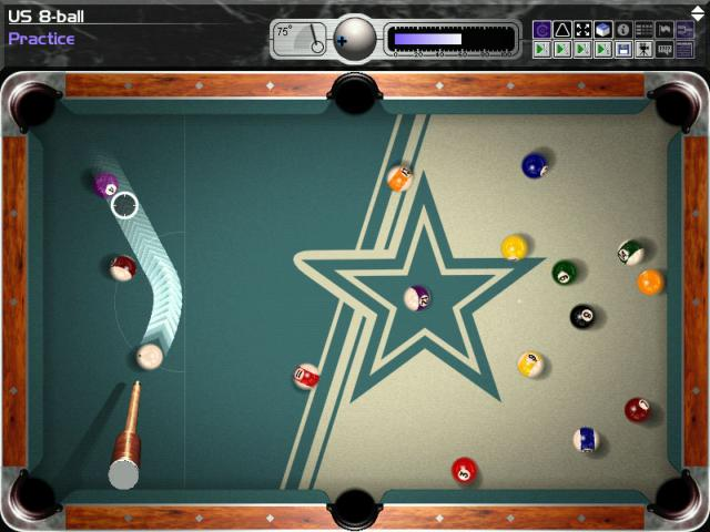 Play Live Billiards 2 full review download free demo screenshots