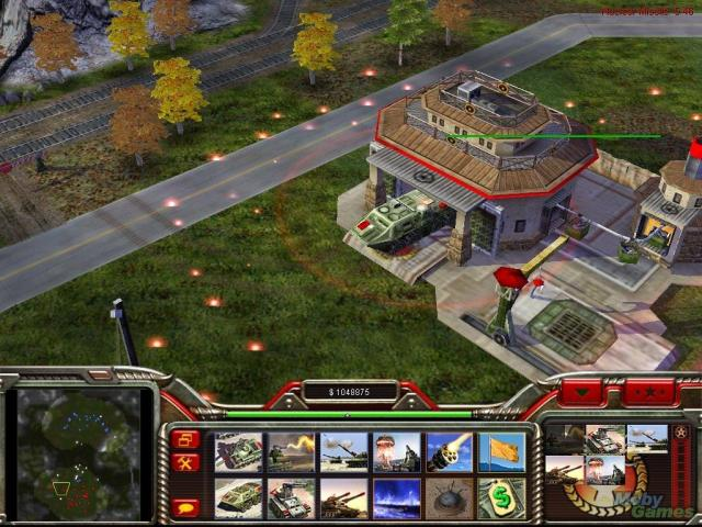 Download Commando and Conquer general free full PC