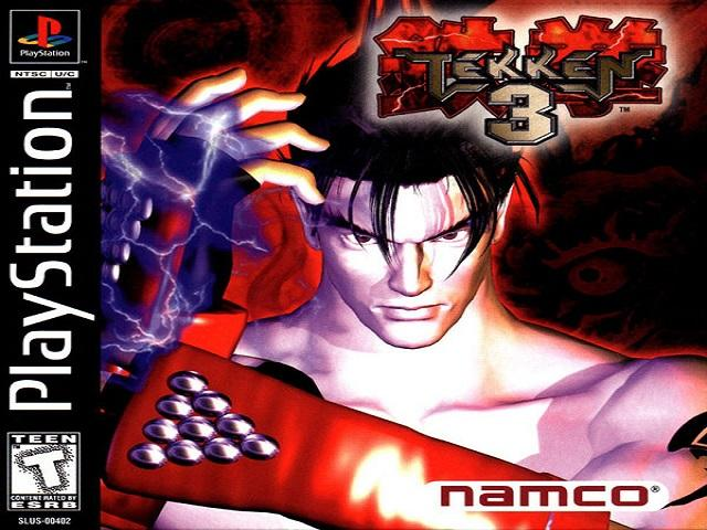 Tekken 3 iso file download.
