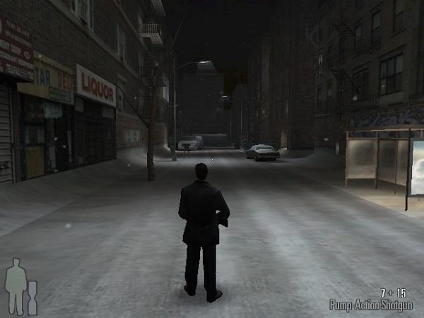 Max Payne 1 Free For PC Game Download