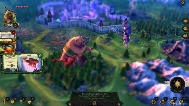 Armello Screen shot pc game 1