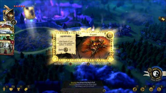 Armello Screen shot pc game 2