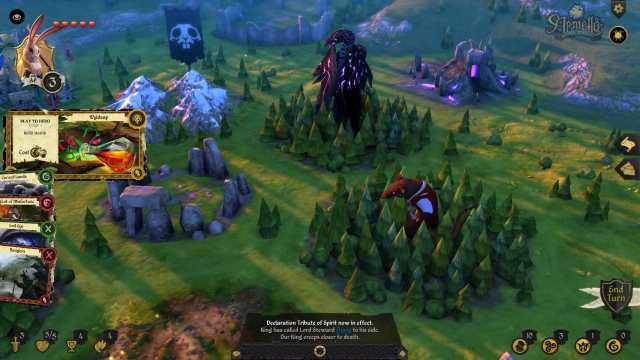 Armello pc game no stream