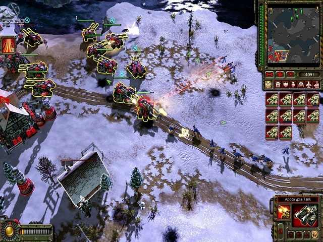 Red Alert 3 Uprising Crack
