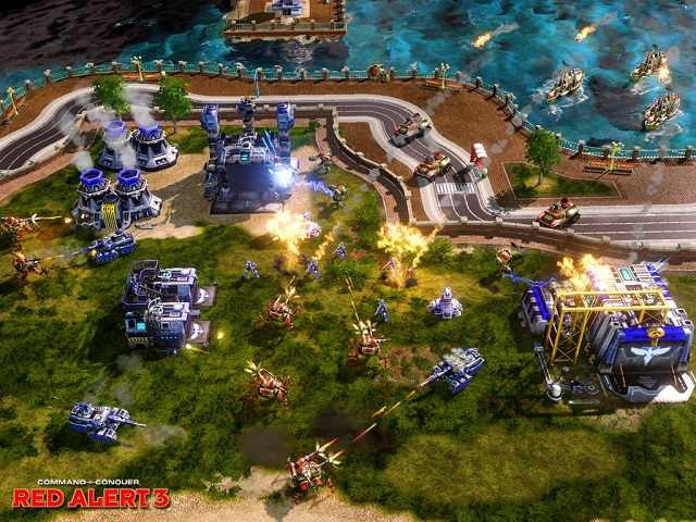 red alert 3 free  full game for mac