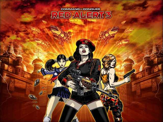 New red alert 3 free download full game crack.