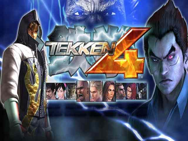 Tekken 4 Game Free Download Full Version PC